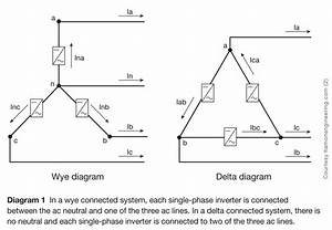 Star Delta Wiring Diagram 3 Phase