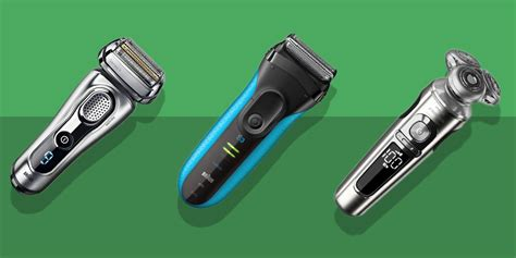 electric shavers askmen