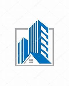 Commercial Building Logo — Stock Vector © Pure_Design ...