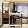客廳屏風櫃怎麼設計?想要屏風櫃漂亮尺寸一定要計算好