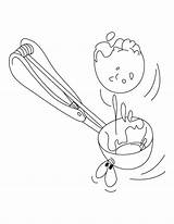 Ice Cream Scoop Coloring Drawing Pages Sheet Scoops Printable Dolphines Getcolorings Getdrawings Popular sketch template