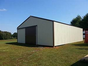 30x40x10 pole barn wwwnationalbarncom national barn With 30x50x14 pole barn