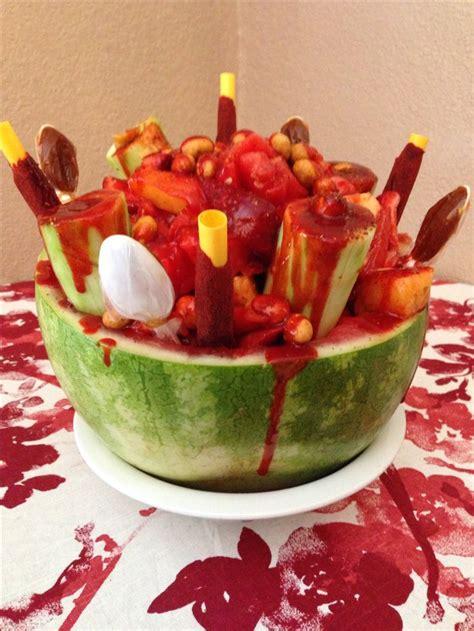 loca cuisine watermelon appetizer quot sandia loca quot creative