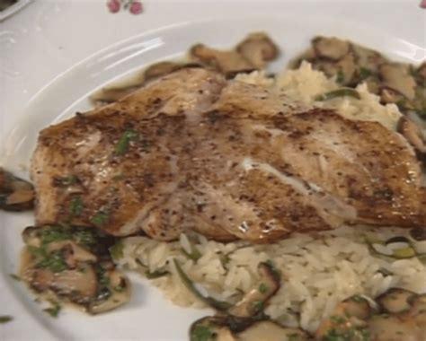 grouper rice recipe cuisine greatchefs fish
