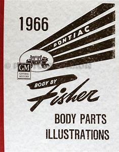 1966 Pontiac Tempest Lemans Gto Repair Shop Manual Reprint