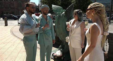 VIDEO no Kašera greznajām kāzām Dānijā
