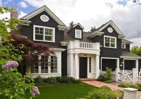 black houses home exterior paint ideas