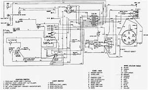 John Deere D130 Wiring Diagram