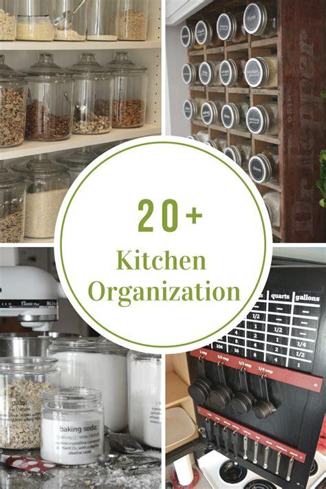 kitchen organization tips the idea room