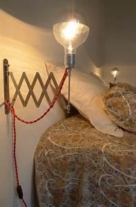 Lampe De Chevet Cuivre : a chevet sur la lampe auguste claire ~ Teatrodelosmanantiales.com Idées de Décoration