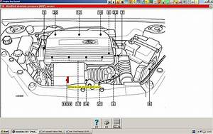 Ford Focus Engine Diagram Ford Fusion Engine Diagram Ford