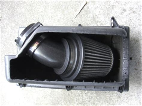 cold air intake   page
