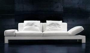 Canapé Italien Design : photos canap design italien tissu ~ Preciouscoupons.com Idées de Décoration