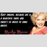 Quotes From Marilyn Monroe About Beauty | 668 x 309 jpeg 45kB