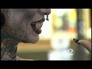 Ripley's Immortalizes Mexican Vampire Woman - YouTube