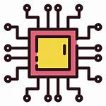 Circuit Icons Icon Potencia Electronica