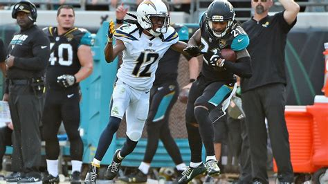 Jaguars bailed out by defense in win over Chargers