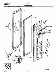 Frigidaire Refrigerator Wiring Diagram Parts