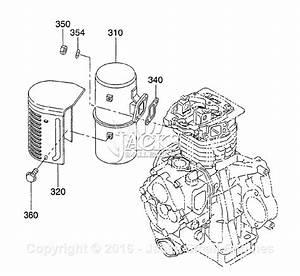Robin  Subaru Dy41 Parts Diagram For Muffler