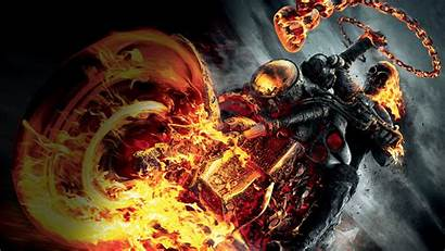 Rider Ghost Wallpapers Ghostrider Background Marvel Movies