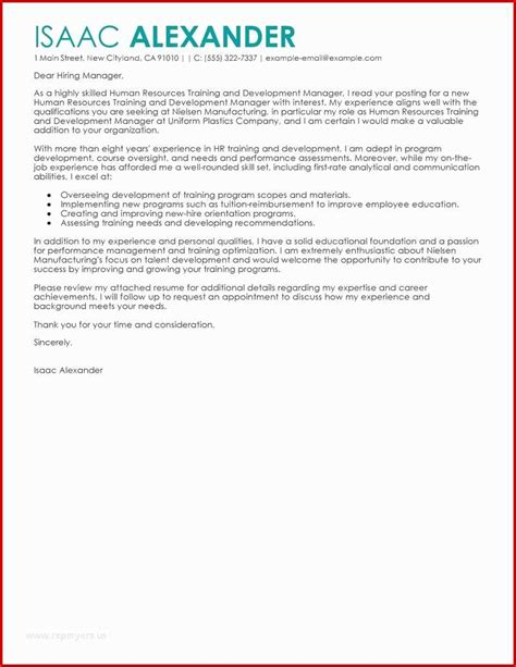 superior  corporate trainer cover letter documents