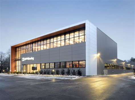 insulated metal panels offer chic industrial warehouse aesthetic  high  retailer