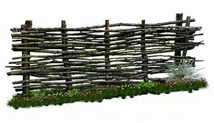 Weaved Wooden Fence PNG.. by WelshDragonStockNArt on ...