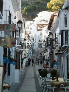Mijas Pueblo Spain