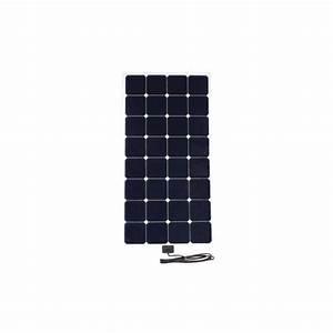 Panneau Solaire 100w : panneau solaire flexible x flex 100w avec r gulateur mppt ~ Nature-et-papiers.com Idées de Décoration
