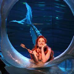 Disney 39 S The Little Mermaid At Sarofim Hall At The Hobby