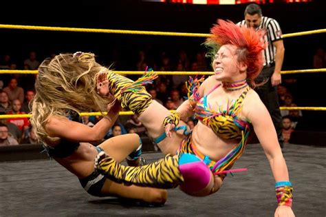 bayley  asuka winner  reaction  wwe nxt