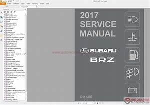 Subaru Repair Manuals Full Set Dvd