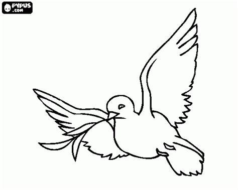 Vredesduif Kleurplaat by Esp 237 Rito Santo Para Imprimir Desenho Esp 237 Rito Santo