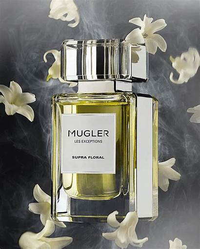 Supra Floral Mugler Thierry Exceptions Fragrance