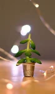 the world 39 s smallest tree handmade