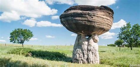 marquette ks mushroom rock state park