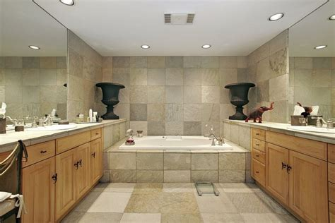 Types Of Bathroom Tile by The 13 Different Types Of Bathroom Floor Tiles Pros And Cons