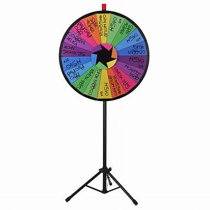Wheel Prize Spin Party Carnival Winspin Fortune