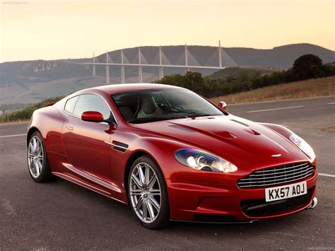 Aston Martin DBS Infa Red (2008)