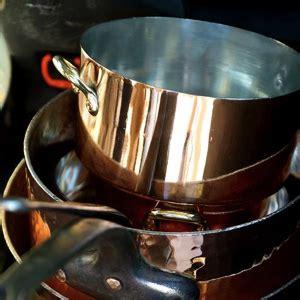 amazoncom mauviel   france mpassion  copper  quart jam pan  bronze handles