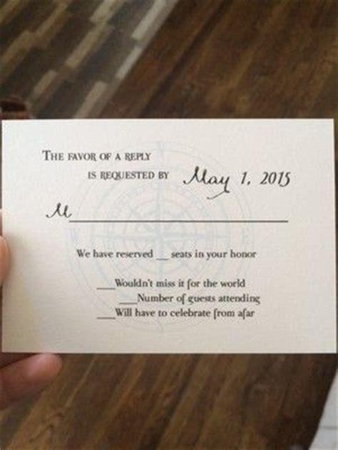 reserved seats   rsvp  weddings