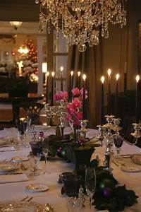table decorations for christmas 50 Stunning Christmas Tablescapes — Style Estate