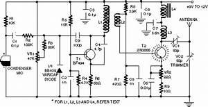 Gmail Transmitor Circuit 2n3866