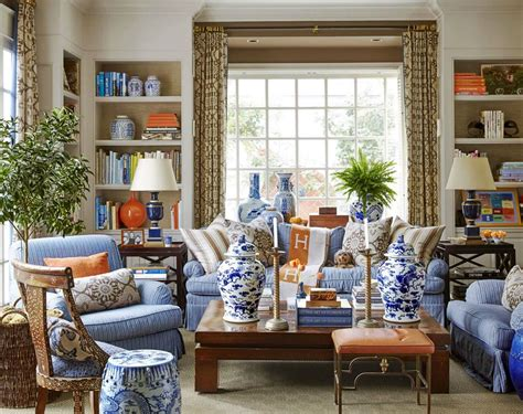Chic Living Room Decorating Ideas And Design 7 Chic: Chinoiserie Chic: The Chinoiserie Living Room