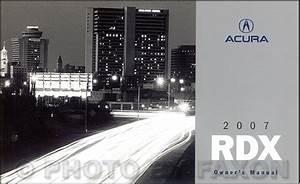 2007 Acura Rdx Electrical Troubleshooting Manual Original