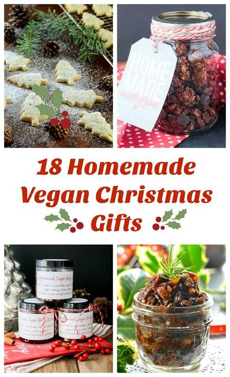 19 homemade vegan christmas gifts a virtual vegan