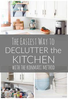 Rea Life Konmari Review  Declutter The Kitchen  Finding