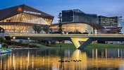 Adelaide Convention Centre - Adelaide, Attraction   SA Tourism