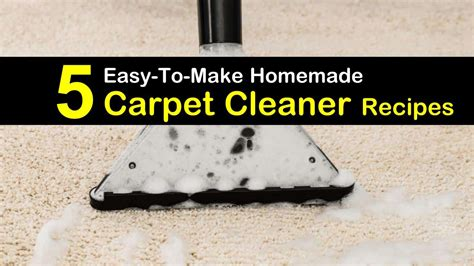 5 Easy-to-make Homemade Carpet Cleaner Diy Drawer System Plans Succulent Pot Outside Bench Seat Free Printable Graduation Invitations Jeep Grand Cherokee Lift Kit Vapor Supply Black Friday Cheapest Juice Cleanse Wood Mirror Frame