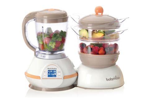 repas sans cuisiner 5 robots de cuisine pour bébé de grande contenance